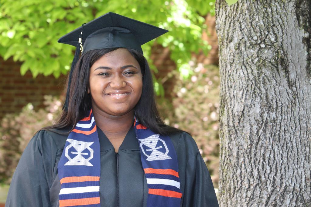 Gabrielle Jacqueline Smith Goldson College and Graduate School of Arts & Sciences African American & African Studies & Women, Gender, and Sexuality