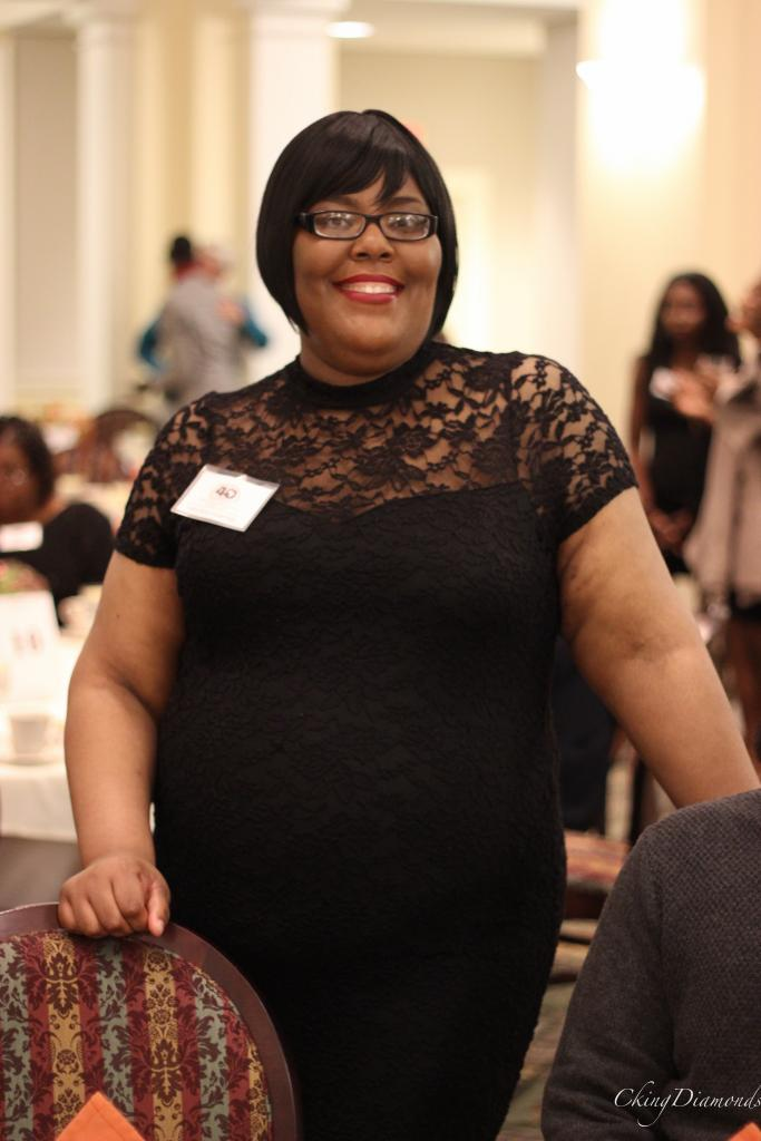 Deanna Carter, Administrative Assistant, African-American Affairs
