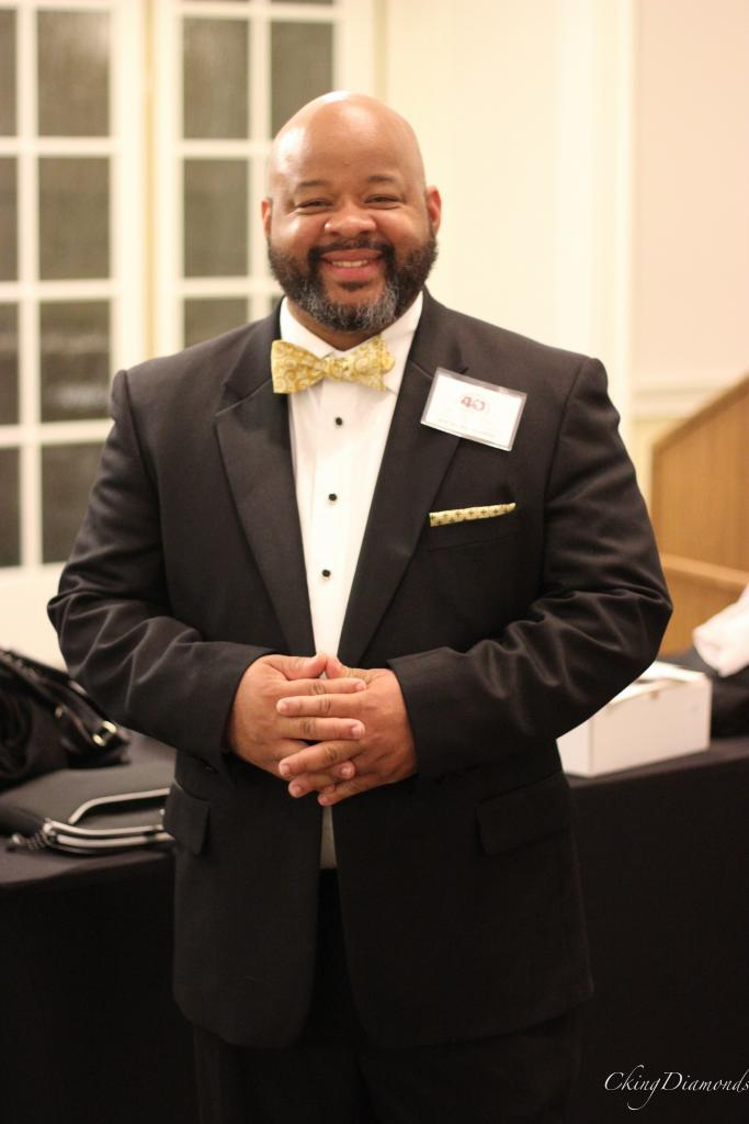 Michael G. Mason, Assistant Dean, African-American Affairs