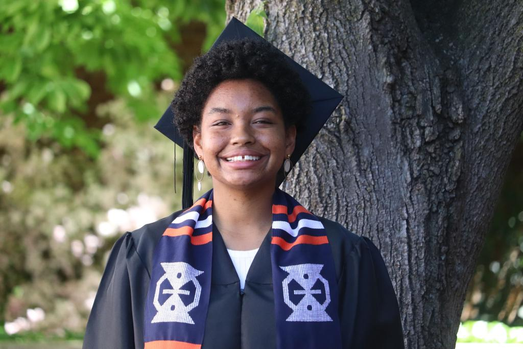 Jenna R. Owens  College and Graduate School of Arts & Sciences African American & African Studies