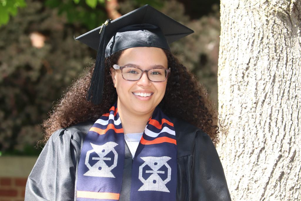 Medallia Ayalew College and Graduate School of Arts & Sciences Political and Social Thought
