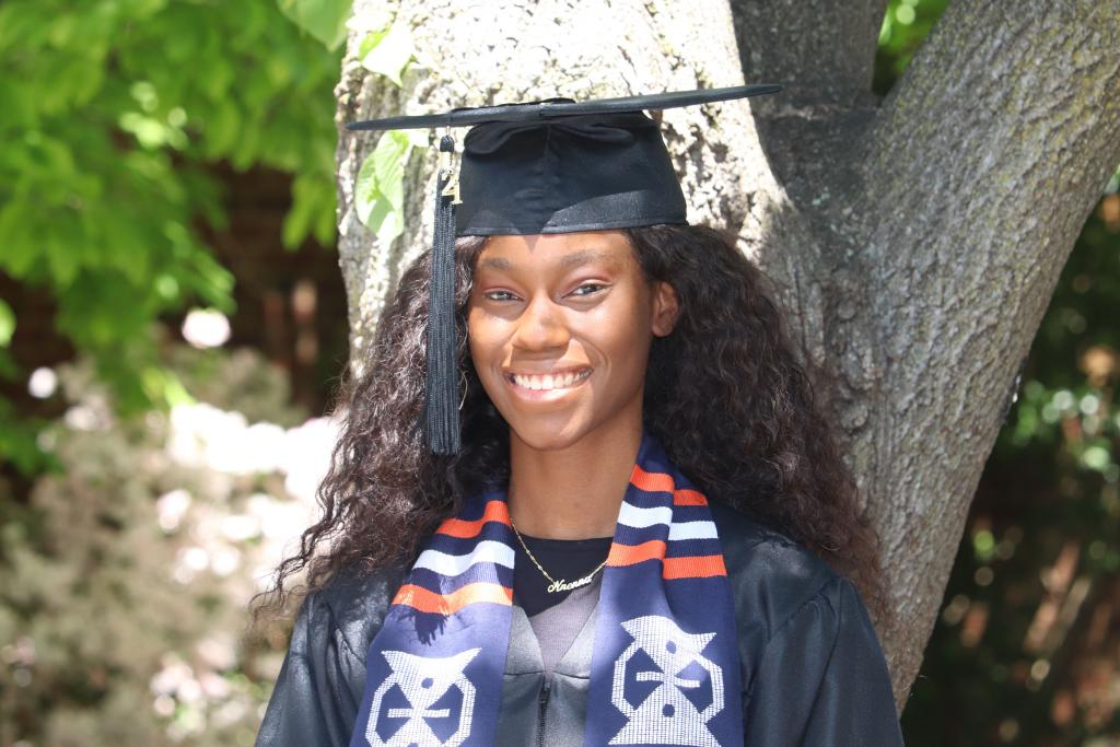 Nnenna Audrey Ene  College and Graduate School of Arts & Sciences Biology