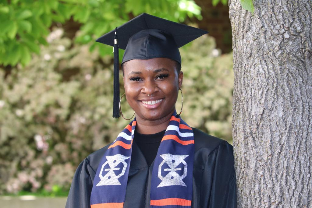 Rebecca Ndebee College and Graduate School of Arts & Sciences African American & African Studies & Political and Social Thought