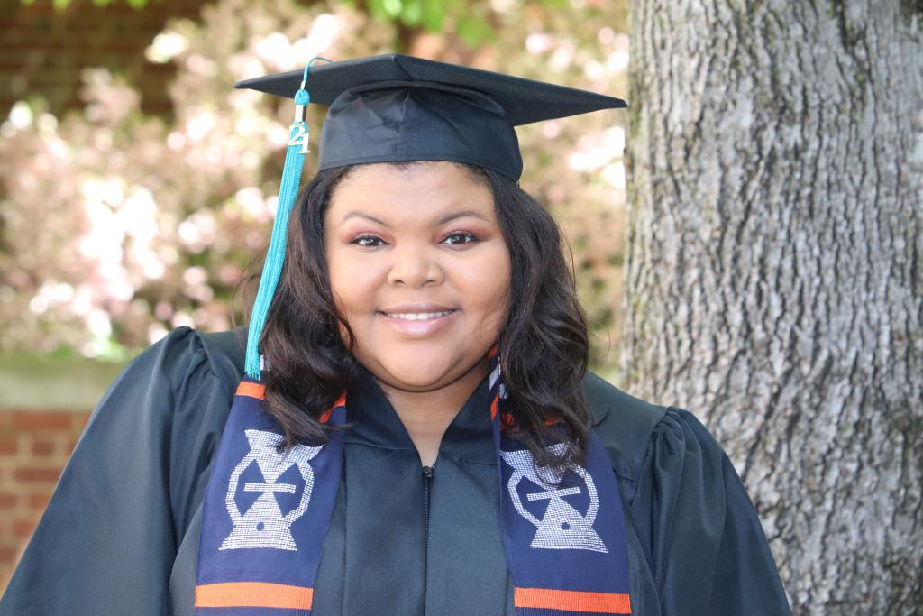Sherese LaKailin Bonner Frank Batten School of Leadership and Public Policy B.A. in Public Policy and Leadership