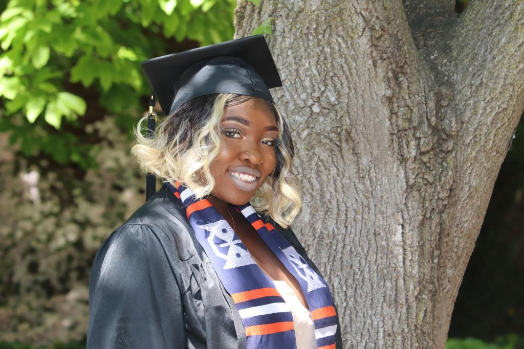 Tamera Stephanie Isiadinso College and Graduate School of Arts & Sciences Biology