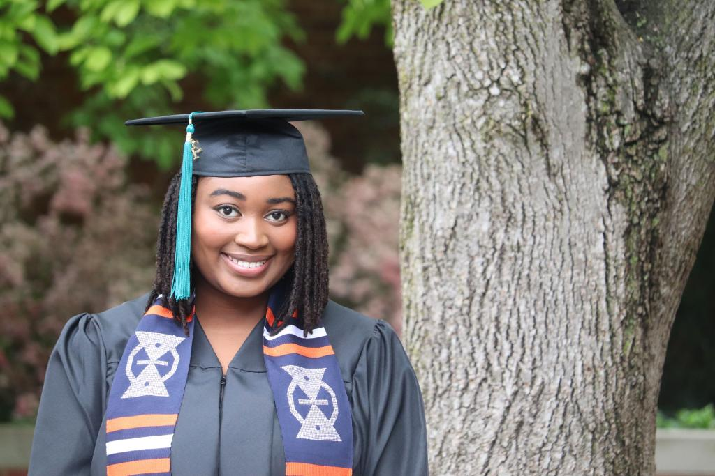 Victoria Hodge Frank Batten School of Leadership and Public Policy B.A. in Public Policy and Leadership
