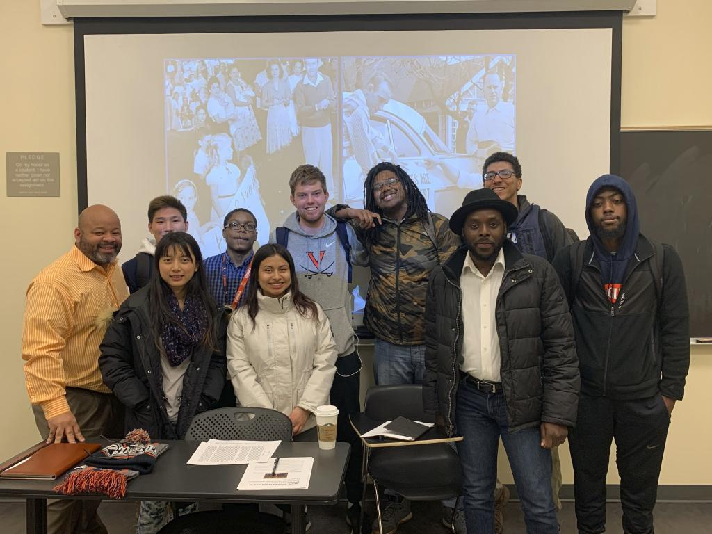 Archiving Class Spring 2020